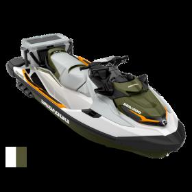 Sea-Doo FISH PRO 170 Vit / Grön 2020