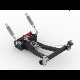 Frammonterade push tubes ( regular mount )