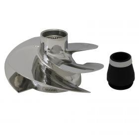 Adonis Impeller 11/19 för Sea-Doo RXP GTS/Pro 130 GTX 155 230 Challenger