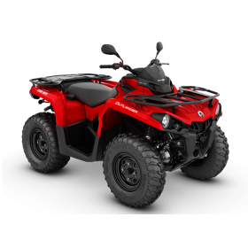 Can-Am Outlander STD T 570 Röd T3B 2020