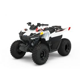 Polaris Outlaw 70 Terräng MY2020 Bright White/Indy Red