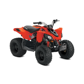 DS STD 90 Can-Am Red Terräng 2018
