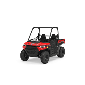 Polaris RANGER 150 Solar Red Terräng 2019