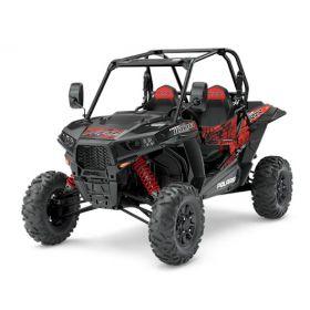 "RZR 64"" XP 1000 EPS T1B Svart 2018 Traktor"