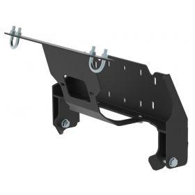 Iron Baltic adapter för frammontering GOES 520 / 525 / 625 Cobalt / Iron