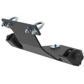 Iron Baltic adapter för frammontering Polaris RZR 570 / 800