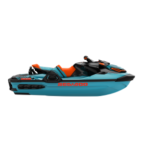 Sea-Doo WAKE PRO 230 Blå Metallic/Röd 2019