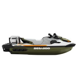 Sea-Doo FISH PRO 155 Vit/Grön 2019