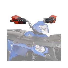 Polaris Handguards Iny Red