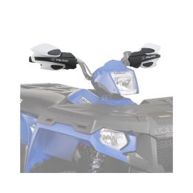 Polaris Handguards Bright White