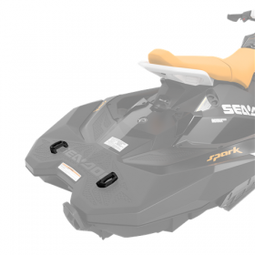 Sea-Doo LinQ bas installationskit Spark 3-up