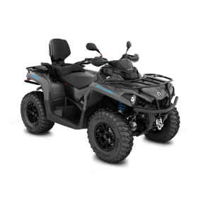 Can-Am Outlander MAX XT T 570 Grå/Blå T3B ABS 2020