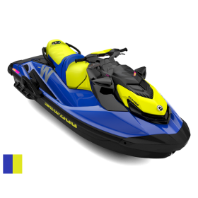 Sea-Doo WAKE 170 Galaxy Blå 2020