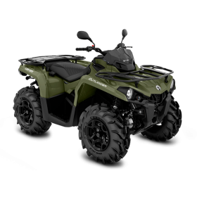 Can-Am Outlander PRO+T 450 Grön T3B 2020