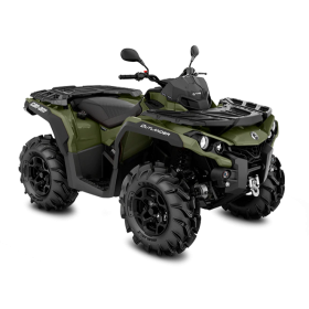 Can-Am Outlander PRO+T 570 Grön T3B 2020