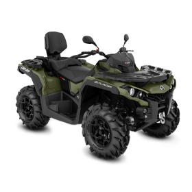 Can-Am Outlander MAX PRO+T 570 Grön T3B 2020