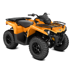 Can-Am Outlander DPS 570 Orange Terräng 2020