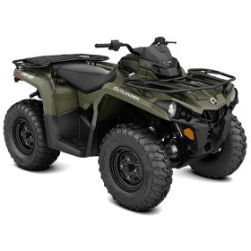 Can-Am Outlander STD 450 Grön Terräng 2020