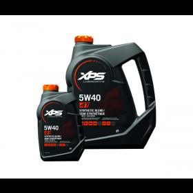 BRP XPS 4T 5W40 Delsyntetisk olja