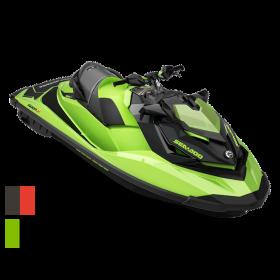Sea-Doo RXP-XRS 300 Grön / Drakröd 2020