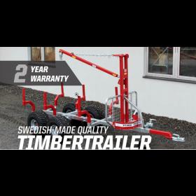 Polaris Timber trailer